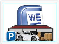 Catalogue document Word gratuit