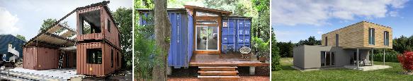 construire une maison avec des containers