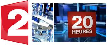 France2 Tv JT 20H