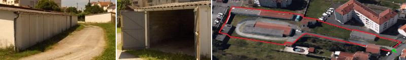 Investisseur lot de garages à Tarbes