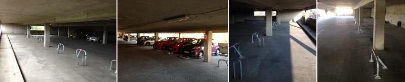Lot de parking à vendre sur Evry