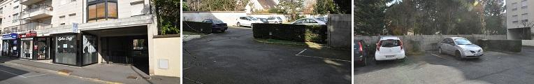 Parking à vendre sur Montgeron (92)